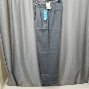 Gray Perry Ellis dress slacks